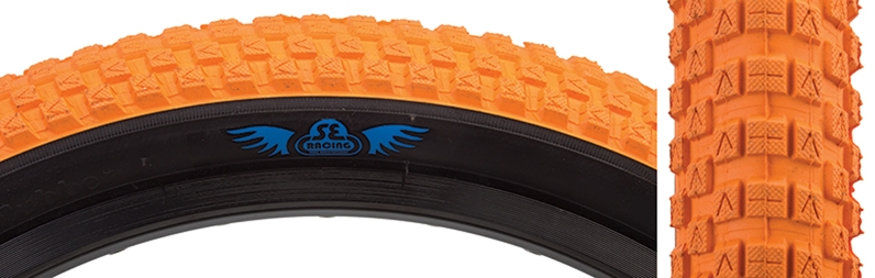 Arisun Dare Devil Tire Arisun Dare Devil 20x2.0 Bk Wire//60