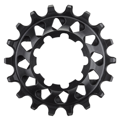 ABSOLUTE BLACK 18T Single Speed Cog