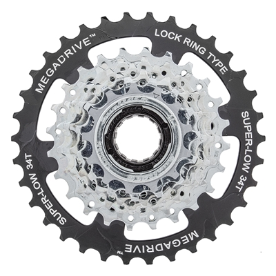 SUNRACE MF-M4S Freewheel