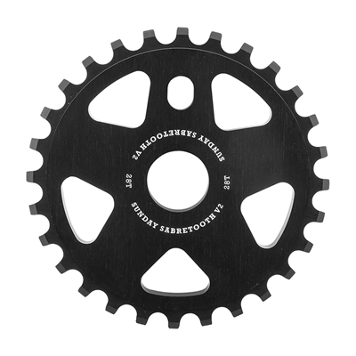 SUNDAY Sabertooth v2 Chainring
