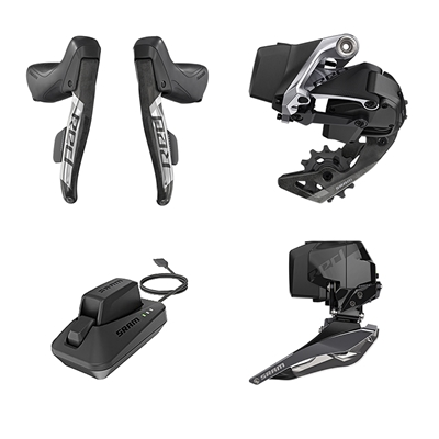 SRAM Red AXS eTap 2x Electronic Road Groupset