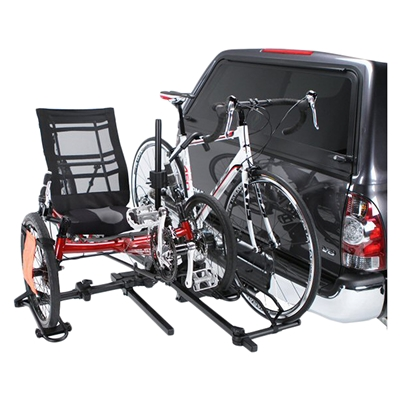 HOLLYWOOD Recumbent Hitch Rack