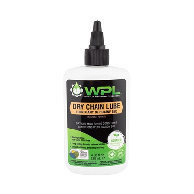 WHISTLER PERFORMANCE Dry Chain Lube