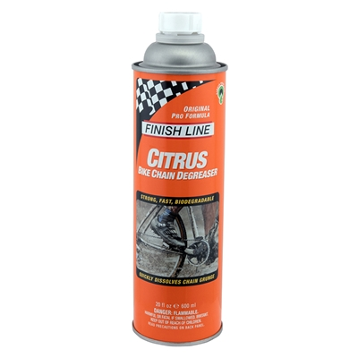 FINISH LINE Citrus Bike Degreaser