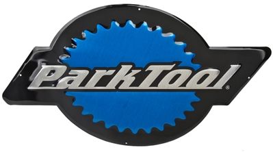 PARK TOOL MLS-1 Metal Logo Sign