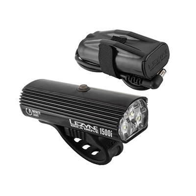 LEZYNE Deca Drive 1500I Loaded Front