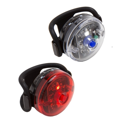 PLANET BIKE Button Blinky Safety Set