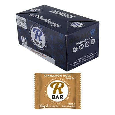 RBAR ENERGY RBar Cinnamon Roll