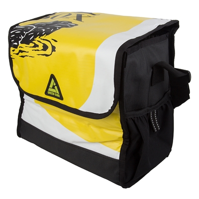 GREEN GURU Carbon Cooler Pannier